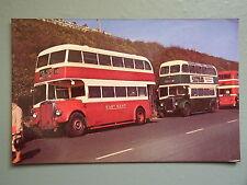 R&L Postcard: Pike Cards, Leyland Pd1 &Bristol K6A East Kent Maidstone