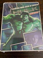 The Incredible Hulk (Blu-ray/DVD, 2013, 2-Disc Set) DAMAGE CASE! FACTORY SEALED!