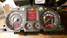 3801 Tachimetro Strumento Combinato VW Passat 3c 2,0 TDI VDO 3c0920871e 42285 km Spagna