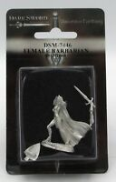 Dark Sword DSM-7446 Female Barbarian (Visions in Fantasy) Warrior Adventurer NIB