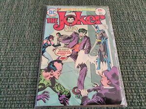 The Joker #1 DC 1975 Very nice 7.0 grade