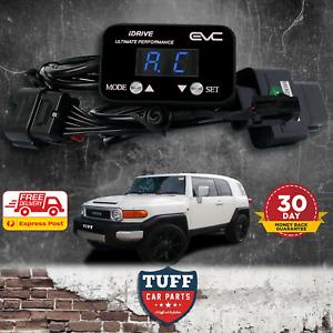 Toyota FJ Cruiser 2011 - 2016 iDrive Black EVC WindBooster Throttle Controller