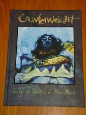 COUNTERWEIGHT ART AND CONCEPTS OF RICK O'BRIEN HARDBACK GN < 9781933492339