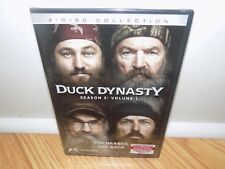 Duck Dynasty: Season 2, Vol. 1 (DVD, 2013, 2-Disc Set) BRAND NEW, SEALED!