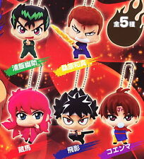 SK Japan YuYu Hakusho Yu Yu Deformed Mascot Key Chain keychain Swing Figure