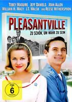 Pleasantville - Tobey Maguire - Reese Witherspoon # DVD * OVP * NEU