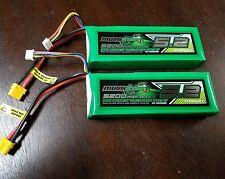 2x Multistar 5200mAh 3S 11.1v 10C Lipo Battery  XT-60 High Capacity Multi-rotor