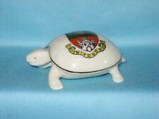 Carlton China Tortoise - WINDSOR crest