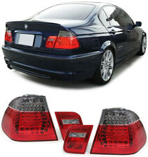 LED Rückleuchten rot schwarz Facelift Optik für BMW 3ER E46 Limousine 01-05