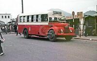 PHOTO Kowloon Motor Bus Commer HK 4123 at Hong Kong in 1960