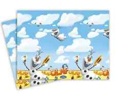 Frozen Olaf Summer Tovaglia 120x180cm NUOVO - ARTICOLI DA FESTA DECORAZIONE