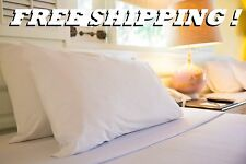 1500 TC LUXURIOUS EGYPTIAN COTTON QUALITY SHEET SET KING SIZE WHITE