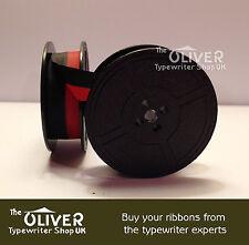 REMINGTON QUIET RITER TYPEWRITER RIBBON (Black & Red). High Quality