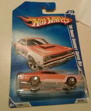 Hot Wheels 2009 Muscle Mania '69 Dodge Coronet Super Bee #07/10 Factory Sealed