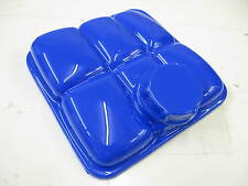 FORD FOCUS HEADERTANK COVER AND CAP SAMCO BLUE ABS PLASTIC MK2 RS ST
