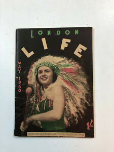 London Life May 1950 - Pub: New Pictrure Press - With 13 Short Stories