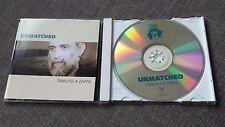 CD UNMATCHED - TRIBUTO A ZAPPA - LOS MARAÑONES - NIÑO GUSANO - RARE - VALENCIA