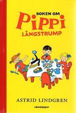 Buch Astrid Lindgren Schwedisch: Boken Om Pippi Långstrump Langstrumpf,  NEU
