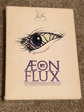 Aeon Flux The Complete Animated Collection Director's Cut 3 Dvd'S