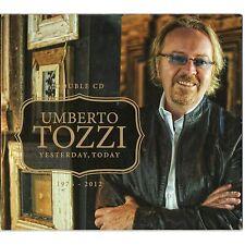 Umberto Tozzi – Yesterday, Today - 1976-2012 (2CD NEW)