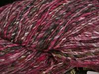 100 g NORO KIRI - japan. Farbverlauf, Tweedcharakter m. Seide, Fb. 5 Lot A #4001