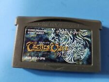 Tactics Ogre Gameboy Advance Japanese Version Game Authentic