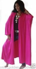 fushia long stretch jacket lagenlook OS M L XL 1X 2X ZA021