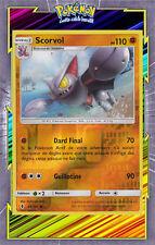 🌈Scorvol Reverse-SL2:Gardiens Ascendants-68/145-Carte Pokemon Neuve Française