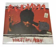 "REDMAN - WHUT? THEE ALBUM - 12"" VINYL LP - RECORD ALBUM - SEALED & MINT"