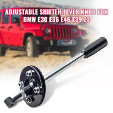 Adjustable Short Shifter Lever Knob For BMW E36 E46 E36 E30 3-Series 1991-1998