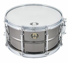 "Ludwig drums Black Magic 7"" x 13"" Black Nickel over Brass snare LW0713C New"