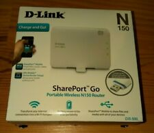 D-Link N150 SharePort Go Portable Wireless Router