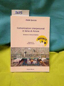 Comunicazioni interpersonali in tema di amore