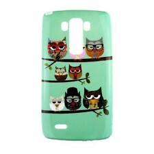 Case cover gel tpu case lg optimus g3 d830 owls family