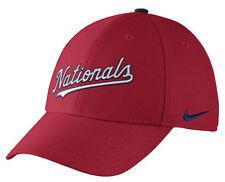 9c58aa0a3f233 ... Logo Flex Cap Hat Unisex Baseball Swoosh.  12.99 New. Nike MLB L91  Swoosh Flex Washington Nationals Men s Hat - Red