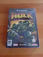 THE INCREDIBLE HULK ULTIMATE DESTRUCTION NINTENDO GAMECUBE / Wii PAL ITALIANO