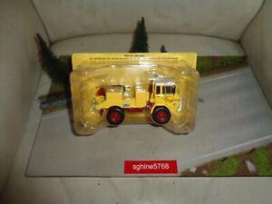 Ixo Pompiers 1/43 - Camion Citerne Unic 75 PC Biro - JLP