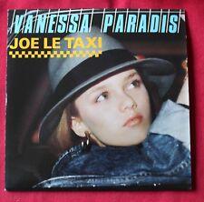 Vanessa Paradis, joe le taxi / Varvara Pavlovna, SP - 45 tours