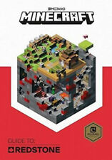 Minecraft Guide to Redstone: An Official Minecraft Book from Mojang - New