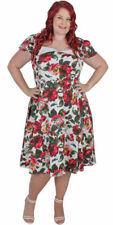 Rockabilly Plus Size Dresses for Women
