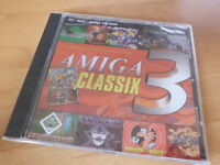 Amiga Classix 3 ( PC / Mac, 2005, Jewelcase). 100! Nostalgie Spiele für den PC.