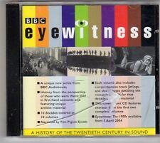 (ES936) Eyewitness 1900-1919 - 2004 CD