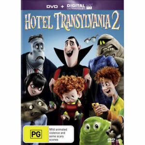 HOTEL TRANSYLVANIA 2 - BRAND NEW & SEALED (REGION 4) DVD
