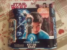 Star Wars starter kit - Force link Bracelet ForceLink et Figurine 10 cm NEUF