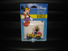 VINTAGE TOMY DISNEY CHARACTERS MICKEY MOUSE VINTAGE CAR OLD SHOP STOCK  VNMOC