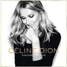 CD de musique album pour chanson française Celine Dion