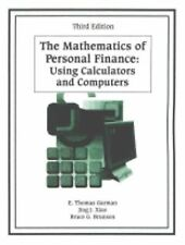 The Mathematics of Personal Finance: Using a Calculator and Computer