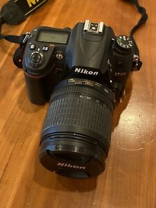 Nikon D7000 Digital SLR Camera - w/18-105 mm f/3.5-5.6 G AF-S DX ED VR...