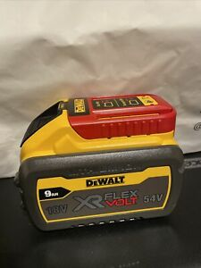 DeWALT DCB547 18V/54V 9.0Ah 9 amp Li-Ion Battery Pack XR FLEXVOLT NEW
