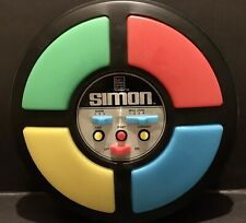 Vintage 1978 Simon Game Of Memory - Electronic- First Generation - Works Great!